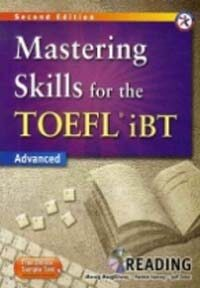 Mastering Skills for the TOEFL iBT Reading : Advanced (2nd Edition, Paperback + MP3 CD 1장)