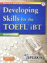 Developing Skills for the TOEFL iBT Speaking : Intermediate (2nd Edition, Paperback + MP3 CD 1장)