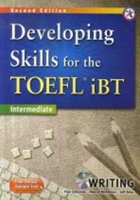 Developing Skills for the TOEFL iBT Writing : Intermediate (2nd Edition, Paperback + MP3 CD 1장)