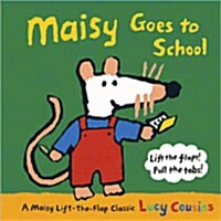 Maisy Goes to School (Hardcover)