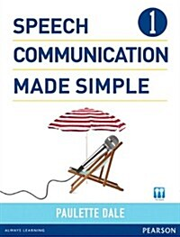 Speech Communication Made Simple 1 (with Audio CD) (Paperback, 4)