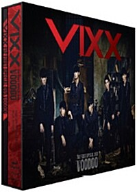 빅스 - The First Special DVD Voodoo (2disc+40p 스페셜 포토북)