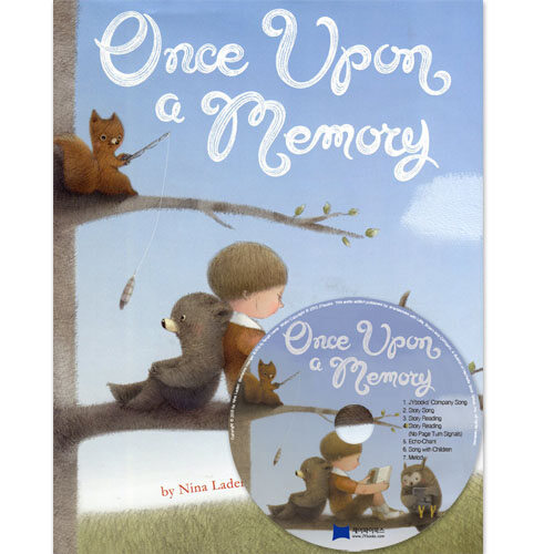 [중고] [노부영] Once Upon a Memory (Hardcover + CD)