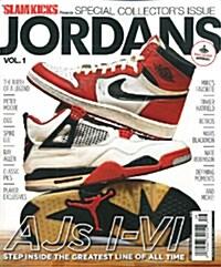 Slam Kicks (월간 미국판): 2014년 Special Collectors Issue No. 1