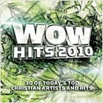 [중고] WOW Hits 2010: 30 of Today's Top Christian Artists and Hits