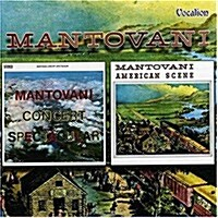 [수입] Mantovani - American Scene & Concert Spectacular (Original Analog Remastered)
