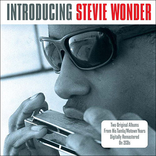 [수입] Stevie Wonder - Introducing Stevie Wonder: 2 Original Albums [2CD]