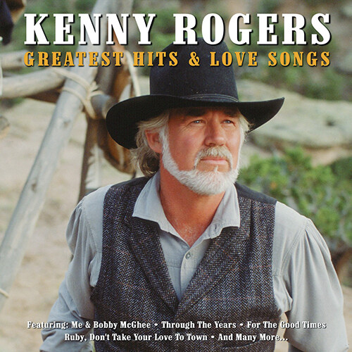 [수입] Kenny Rogers - Greatest Hits & Love Songs [2CD]