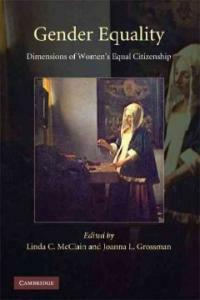 Gender equality : dimensions of women's equal citizenship