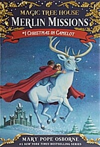 Merlin Mission #1 : Christmas in Camelot (Paperback)