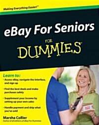 eBay For Seniors For Dummies (Paperback)