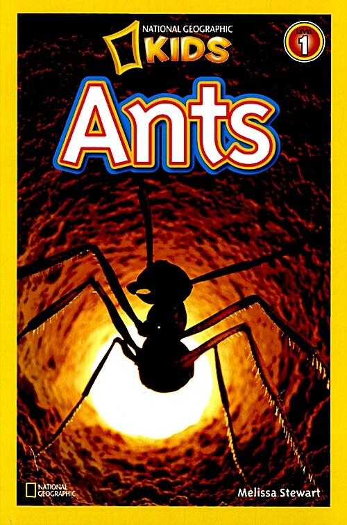 National Geographic Readers: Ants (Paperback)