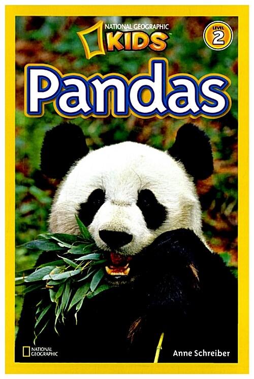 National Geographic Readers: Pandas (Paperback)