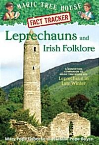 Magic Tree House FACT TRACKER #21 : Leprechauns and Irish Folklore (Paperback)