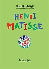 Henri Matisse (Hardcover, INA, LTF, PO)