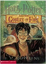 [중고] Harry Potter and the Goblet of Fire (Paperback)
