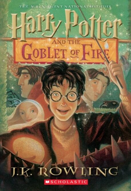[중고] Harry Potter and the Goblet of Fire (Paperback)