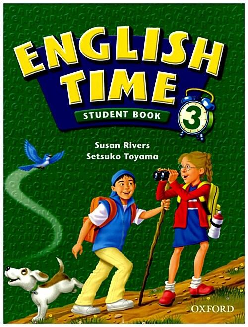 [중고] English Time 3: Student Book (Paperback)