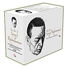 라흐마니노프 : 피아노 협주곡 외 (6CD + 40p 해설지)