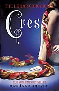 Cress (The Lunar Chronicles Book 3) (Paperback)