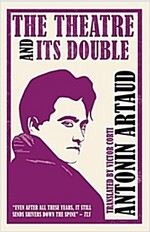 The Theatre and Its Double (Paperback)