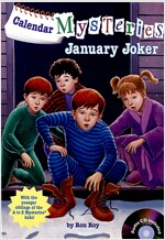 Calendar Mysteries #1: January Joker (Paperback + CD)