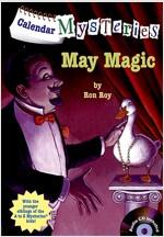 Calendar Mysteries #5: May Magic (Paperback + CD)