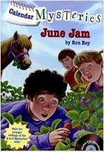 Calendar Mysteries #6: June Jam (Paperback + CD)