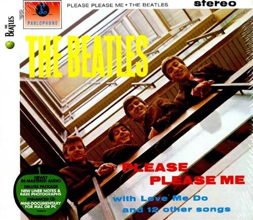 [수입] Beatles - Please Please Me [Beatles 2009 리마스터] [한정 수입반, 디지팩]