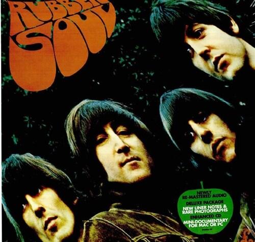 [수입] Beatles - Rubber Soul [Beatles 2009 리마스터] [한정 수입반, 디지팩]