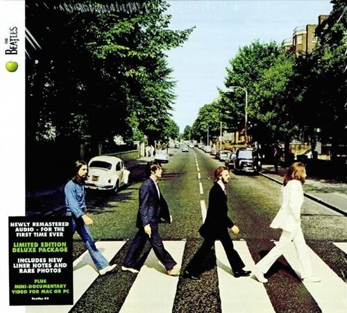 [수입] Beatles - Abbey Road [Beatles 2009 리마스터] [한정 수입반, 디지팩]