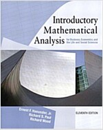 Introductory Mathematical Analysis for Business, Economics and the Life and Social Sciences (Paperback, 11 International ed)