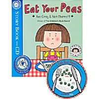 Eat Your Peas (Paperback + CD 1장)