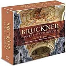 [수입] 브루크너 : 교향곡 전곡 [9CD for 6]