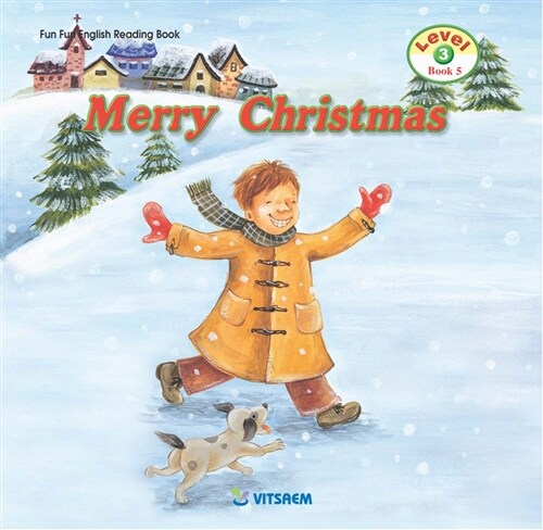 Fun Fun English Reading Book Level 3-5 : Merry Christmas (Student Book 1권 + Activity Book 1권 + Audio CD 1장)
