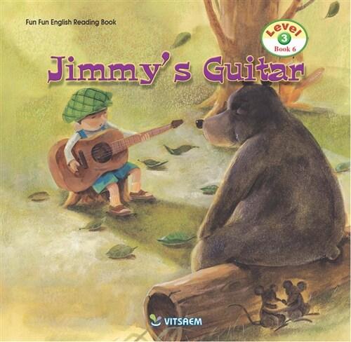 Fun Fun English Reading Book Level 3-6 : Jimmys Guitar (Student Book 1권 + Activity Book 1권 + Audio CD 1장)