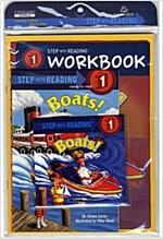 Boats! (Paperback + Workbook + CD 1장)