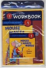 Mouse Makes Words (Paperback + Workbook + CD 1장)