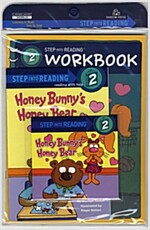 Honey Bunny's Honey Bear (Paperback + Workbook + CD 1장)
