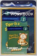 Tiger Is a Scaredy Cat (Paperback + Workbook + CD 1장)