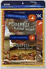 Pompeii... Buried Alive! (Paperback + Workbook + CD 1장)