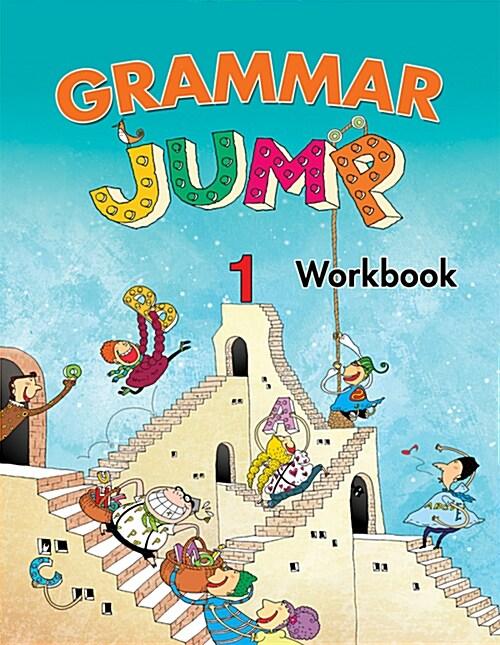 Grammar Jump 1 Workbook