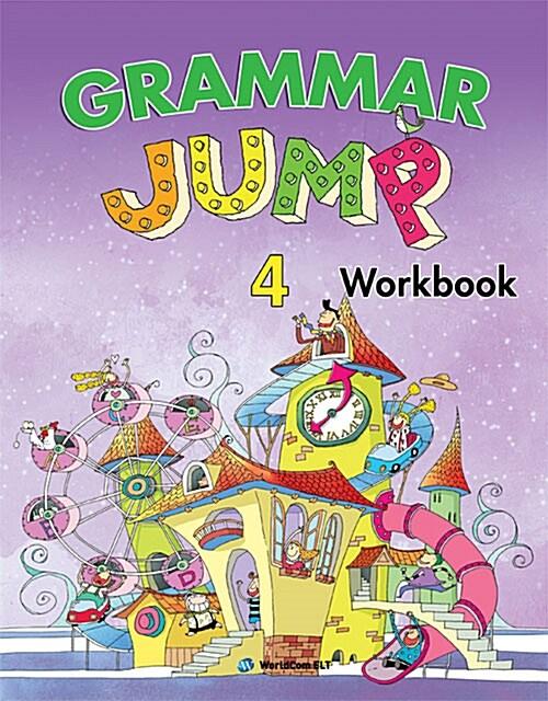 Grammar Jump 4 Workbook