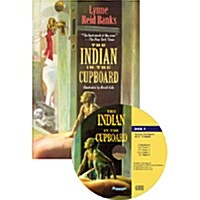 Indian in the Cupboard 1 : The Indian in the Cupboard (Paperback + CD 4장)
