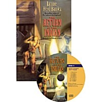 Indian in the Cupboard 2 : The Return of the Indian (Paperback + CD 3장)