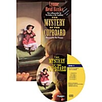 Indian in the Cupboard 4 : The Mystery of the Cupboard (Paperback + CD 4장)