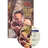 Indian in the Cupboard 5 : The Key to the Indian (Paperback + CD 5장)