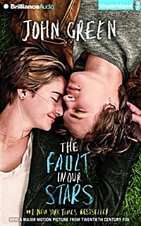 The Fault in Our Stars (Audio CD, Unabridged)
