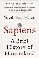 Sapiens: A Brief History of Humankind (Hardcover, Deckle Edge)