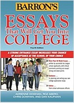 Essays That Will Get You Into College (Paperback, 4)